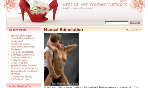 Erotica for women network